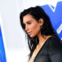 Kim Kardashian menghabiskan uang miliaran untuk merawat tubuhnya. (AFP/Bintang.com)