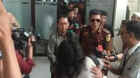 Mantan Plt Ketua Umum Persatuan Sepak Bola Seluruh Indonesia (PSSI) Joko Driyono. (Merdeka.com/Nur Habibie)