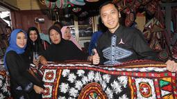 Dalam berbagai kesempatan Aliya selalu setia menemani dan memberikan dukungan pada putra bungsu mantan Presiden Susilo Bambang Yudhoyono ini.  (Liputan6.com/IG/ruby_26)