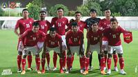 Timnas Indonesia Vs Afghanistan. (Twitter PSSI).