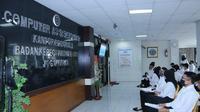 Pelaksanaan tes SKD CPNS di Yogyakarta (Foto: Kemenpan)