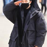 Taeyang BigBang resmi akan memulai tuga wajib militernya pada Senin (12/3/2018). Sesuasi dengan yang djadwalkan, Taeyang akan masuk ke divisi infantri ke-6. (Foto: soompi.com)