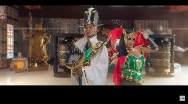 Potret Penampilan Young Lex Dalam Video Klip 'Raja Terakhir'