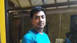 Dia pun terlihat sering pergi ke gym untuk berolahraga dan membuat tubuhnya lebih atletis. (Liputan6.com/IG/@ustdzrizamuhammad)