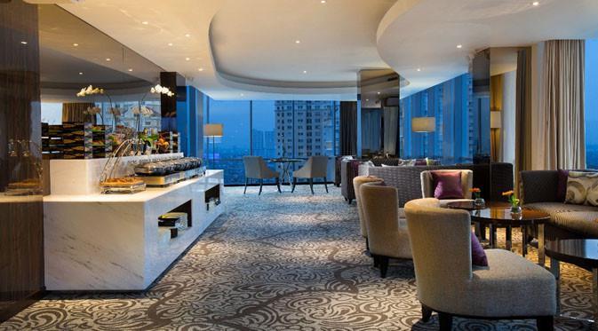 22 Sky Lounge Hotel Santika Premiere Hayam Wuruk.