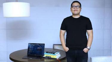 Adi Arriansyah, founder dan CEO Sagara Technology