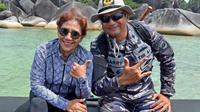 Susi Pusjiastuti mengenang kebersamaannya dengan Kolonel Laut (P) Harry. (Sumber: Instagram/@susipudjiastuti115)