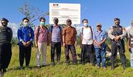 KPK menyita 6 bidang tanah milik Gubernur nonaktif Sulawesi Selatan Nurdin Abdullah. (Foto: Dokumentasi KPK).