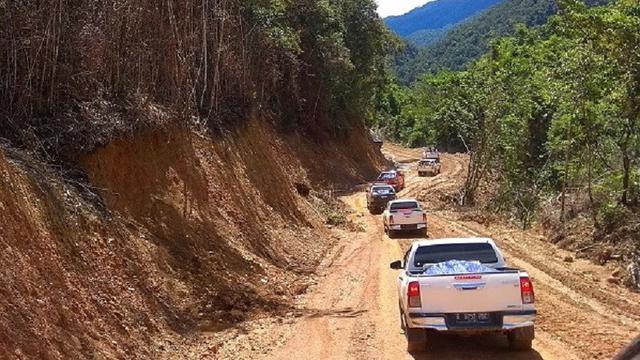 Jalan Trans Wamena-Jayapura
