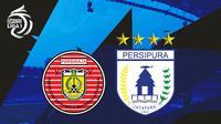 BRI Liga 1 - Persiraja Banda Aceh Vs Persipura Jayapura (Bola.com/Adreanus Titus)