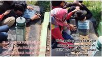 Kisah Pilu. (Sumber: TikTok/ @devizi2020)