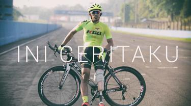 """Berita video serial """"Ini Ceritaku"""" yang kini mengisahkan kebangkitan mantan pebalap motor, M. Fadli, di lintasan balap."""