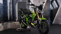 Honda CB150R Urban Sport. (AHM)