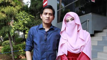 [Bintang] Tiara Dewi dan Lucky Hakim