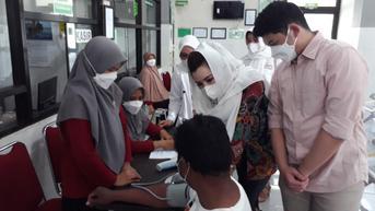 Partai Gerindra Target Suntikkan 1 Juta Dosis Vaksin Covid-19