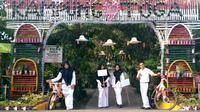 Kampung Tengah, Kecamatan Mempura, Kabupaten Siak, Riau siap bersaing jadi Kampung Toga terbaik.