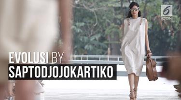 Perjalanan karier Saptodjojokartiko di industri fashion tanah air telah berjalan selama 10 tahun.