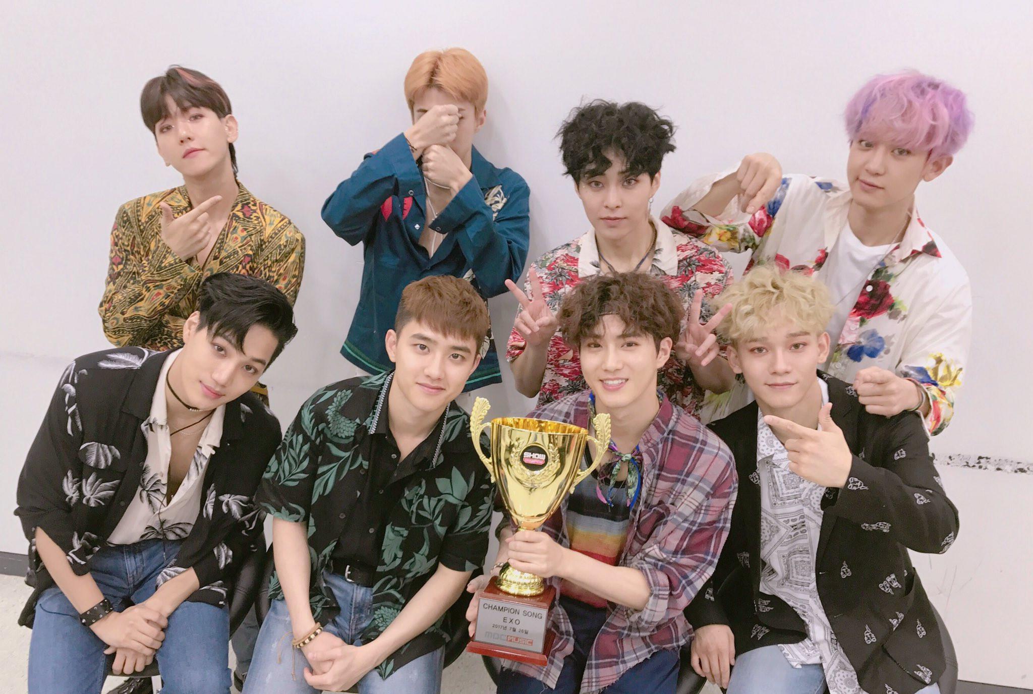 Tuntaskan Promosi Ko Ko Bop Baekhyun EXO Diajak Berkelahi