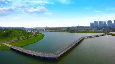 Meikarta, proyek properti berupa kota terencana yang dibangun di Cikarang. (Dok Lippo)