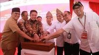 Hutama Karya garap pembangunan Tol Trans Sumatera (Foto: Dok PT Hutama Karya)