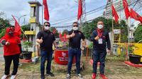 Sekjen PDIP Hasto Kristiyanto Dalam Rangkaian HUT PDIP ke 48. (Foto: Dokumentasi PDIP)