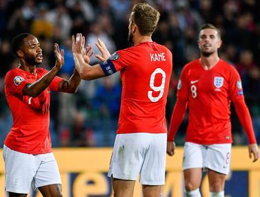 Bulgaria Vs Inggris