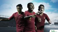 Gelandang Timnas Indonesia U-22 di SEA Games 2019. (Bola.com/Dody Iryawan)