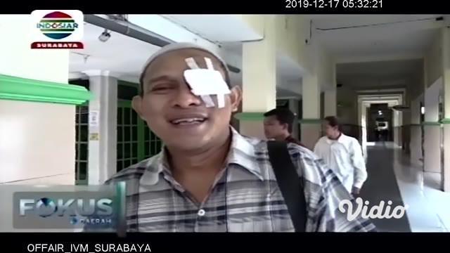Yayasan Pundi Amal dan Peduli Kasih SCTV-Indosiar kembali menggelar bakti sosial bersama TNI Angkatan Laut berupa operasi katarak gratis di Jombang, Jawa Timur.