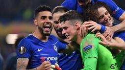 2. Chelsea - £122 juta, Transfer terbesar, Kepa Arrizabalaga £80 juta (AFP/Oliver Greenwood)