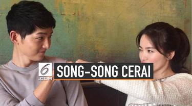 Perjalanan Cinta Song Hye Kyo dan Song Joong Ki