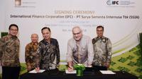 IFC beri pinjaman kepada PT Surya Internusa Semester Tbk (Foto: Dok IFC)