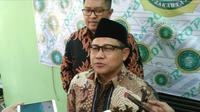 Ketua Umum Partai Kebangkitan Bangsa (PKB) Muhaimin Iskandar atau Cak Imin (Liputan6.com/Achmad Sudarno)