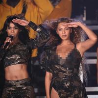 Beyonce reuni bareng Destiny's Child di Coachella 2018. (Foto: Instagram/beyonce)