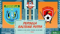 Shopee Liga 1 - Persela Lamongan Vs Kalteng Putra (Bola.com/Adreanus Titus)