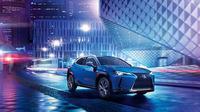 Mobil listrik Lexus UX 300e (ist)