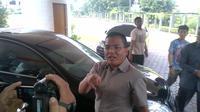 Wakil Menteri Hukum dan HAM Denny Indrayana. (Liputan6.com/Edward Panggabean)
