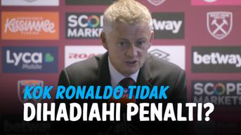 VIDEO: Manchester United Gilas West Ham 2-1, Solskjaer Singgung Soal Drama Penalti