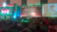 Muktamar VIII PPP di Surabaya, Jawa Timur. (Liputan6.com/Dian Kurniawan)