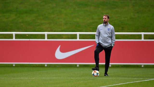Saat aktif bermain, Gareth Southgate adalah pemain kunci yang mengantar Timnas Inggris lolos ke semifinal Piala Eropa 1996.