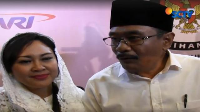Kedua cagub memaparkan program kerja untuk menciptakan Sumatera Utara yang bebas pungli dan korupsi.