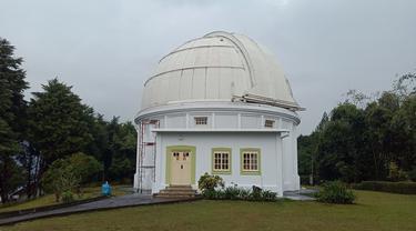 Kubah di Observatorium Bosscha