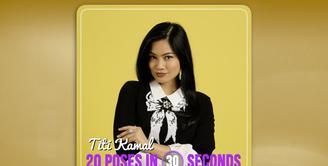 Bintang Photo Challenge with Titi Kamal