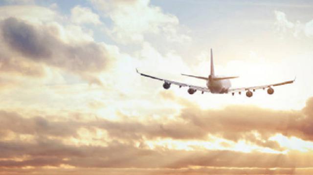 Ilustrasi pesawat (iStock)