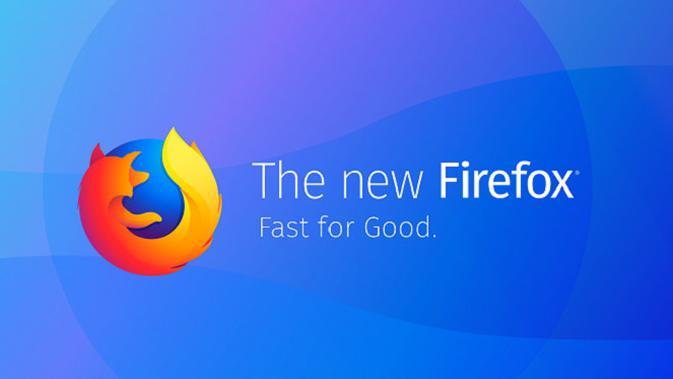 Kini, Mozilla sudah resmi melepas Firefox Quantum untuk seluruh pengguna (sumber: Mozilla)