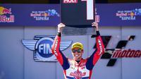 Pembalap Indonesian Racing di kelas Moto2, Fabio Di Giannantonio. (Dokumentasi Indonesian Racing)