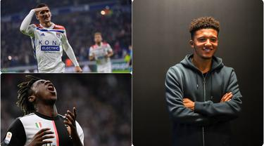 Bursa transfer pemain musim panas 2019 belum berakhir. Majalah Match mengulas 5 pemain yang paling diburu alias diminati oleh klub-klub Eropa pada bursa transfer pemain. Generasi pesepak bola dunia ini yang nantinya akan menggantikan era Ronaldo dan Messi nantinya.