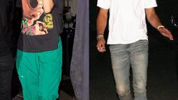 Kencan dengan Ben Simmons pada 24 Juli lalu, Kendall Jenner terlihat mengenakan baju tidur. (SplashNews - HollywoodLife)