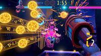 Blaston adalah salah satu dari tiga game yang akan disertakan dalam uji coba penyematan iklan di aplikasi VR oleh Facebook. (dok: Resoution Games)