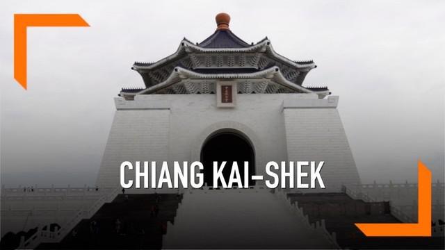 Berkunjung ke Taiwan, belum lengkap jika tak mengunjungi Chiang Kai-shek Memorial Hall. Di sini, pengunjung bisa menikmati pemandangan indah serta memorabilia negara Taiwan.