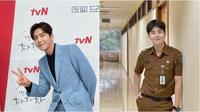 Kim Seon Ho (kiri). Editan foto Kim Seon Ho (kanan). (Instagram/seonho__kim/opicdesigns)